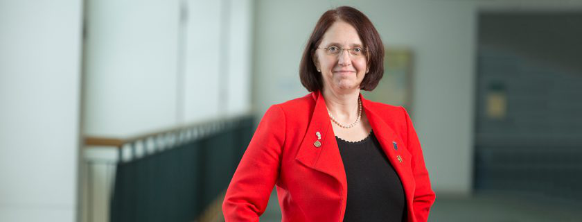 Barbara Jobst Named the Louis and Ruth Frank Professor 在 Neuroscience